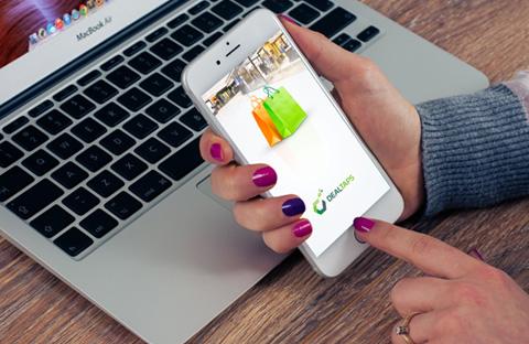 DealTaps iPhone Application